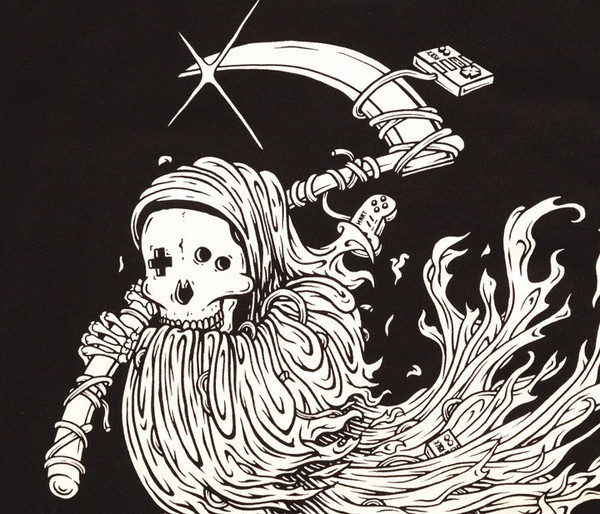 Game Reaper Tee