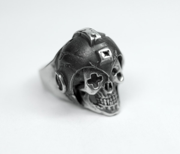 Mega Death Metal Ring