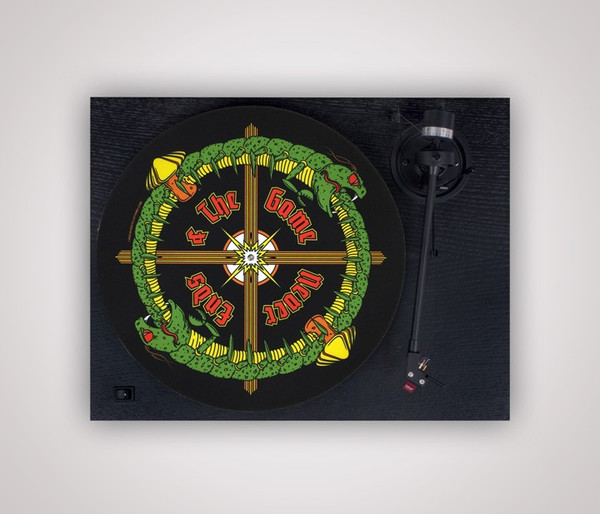 Endless Game Turntable Mat