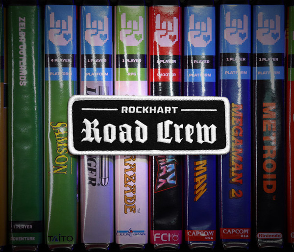 The Road Crew Patch