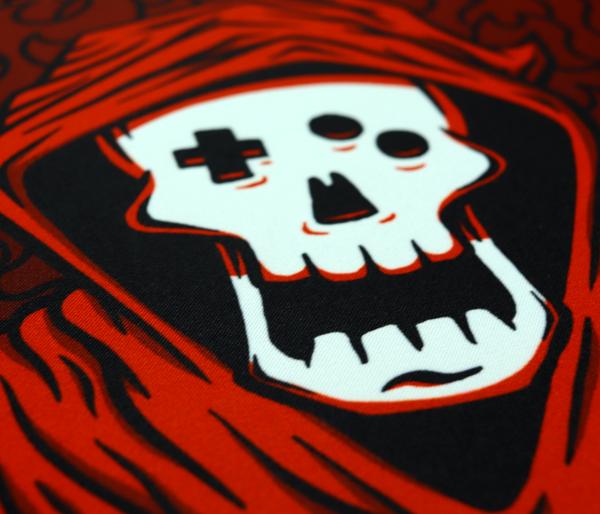 Game Reaper Deskmat