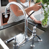 Perrin & Rowe Ionian 4173 (with Rinse) Kitchen Tap