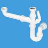 McAlpine Universal 1.5 Bowl Plumbing Kit