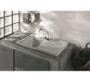 Thomas Denby Sonnet (Single) Reversible Sink