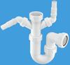 McAlpine Universal Single Bowl Plumbing Kit