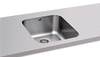 Tagus Ibex Single Bowl Stainless Steel Kitchen Sink