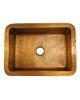 Eclectica Etienne Copper Kitchen Sink No Waste