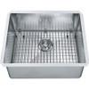 Kindred Designer KCUS24A/10 Stainless Steel Single Bowl Kitchen Sink