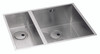 Abode Matrix R0 1.5 Bowl RH Main Bowl in Stainless Steel Sink