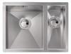 Abode Matrix R0 1.5 Bowl LH Main Bowl in Stainless Steel Sink