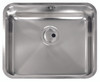 Abode Matrix R50 Large Single Bowl in Stainless Steel Sink