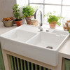 Villeroy & Boch Butler 90 (Double-bowl sink Modules) Kitchen Sink