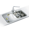 Franke Sinos SNX211 Stainless Steel Kitchen Sink