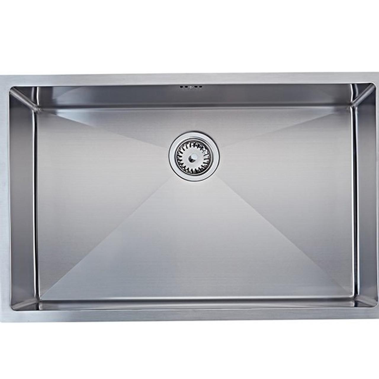 1810 Zenuno15 750u Xxl Deep Single Bowl Kitchen Sink Sinks