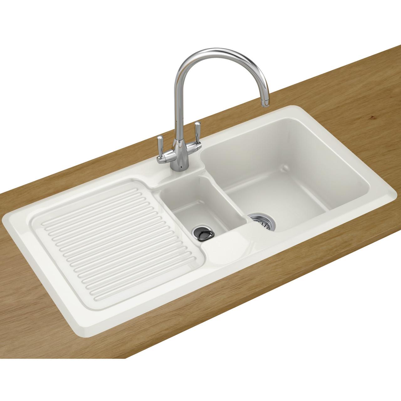 Enjoyable Franke Vbk651 Ceramic Kitchen Sink Home Interior And Landscaping Ologienasavecom