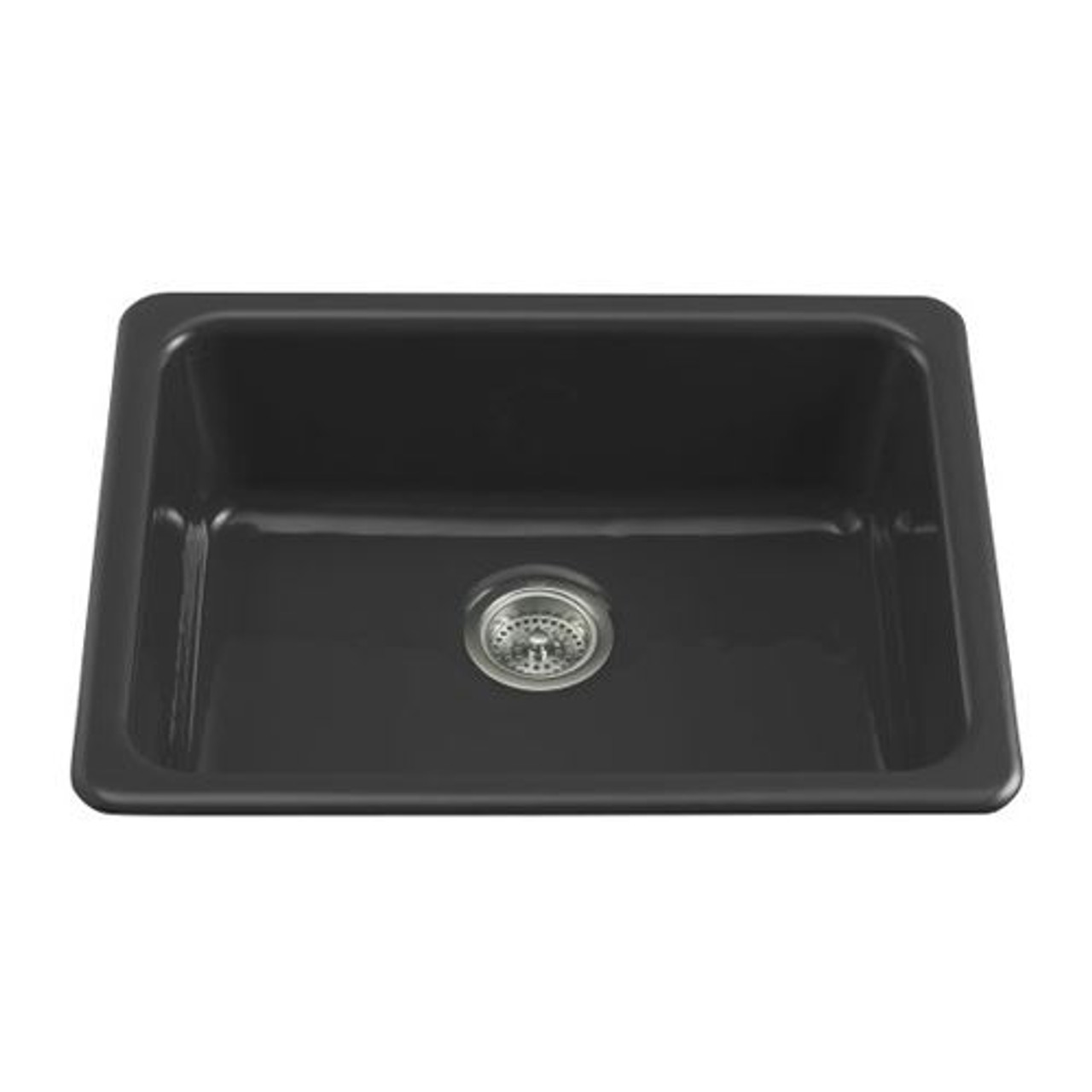 Kohler Iron Tones Large Bowl Kitchen Sink