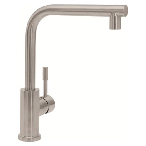 Villeroy & Boch Modern Steel Low Pressure Kitchen Tap