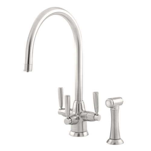 Perrin & Rowe Metis 1580 Filter Tap With Pull-Out Spray Rinse