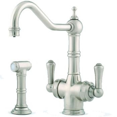 Perrin & Rowe Aquitaine 1570 (with Rinse) Filter Tap