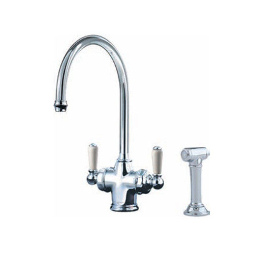 Perrin & Rowe Parthian 1537 (with Rinse) Filter Tap