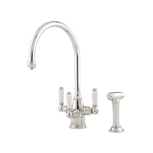 Perrin & Rowe Phoenician 1560 (with Rinse) Filter Tap