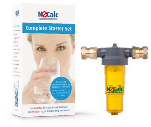 NoCalc Complete Starter Pack Water Treatment