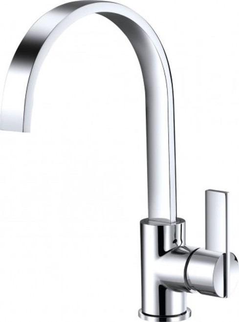 Brass & Traditional Severn Modern Kitchen Tap