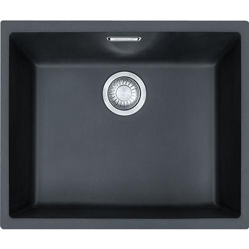 Franke Sirius SID110-50 Tectonite Carbon Black Kitchen Sink