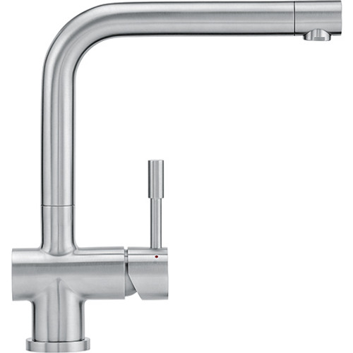 Franke Atlas Mono Hole Mixer Tap Stainless Steel