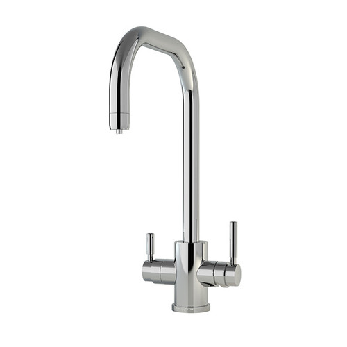 Perrin and Rowe Phoenix 3 in 1 Instant Hot Water Tap with U Spout, Digital Tank and Filter