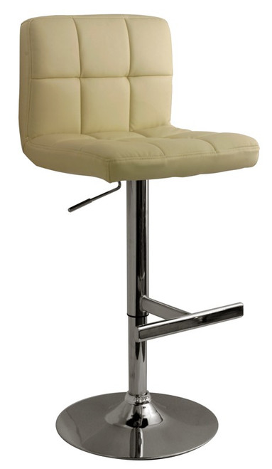 Allegro Brushed Bar Stool Cream
