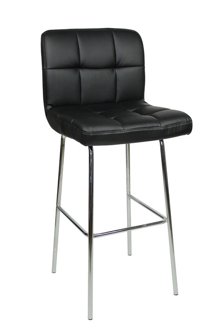 Peachy Allegro Fixed Height Bar Stools Black Ocoug Best Dining Table And Chair Ideas Images Ocougorg