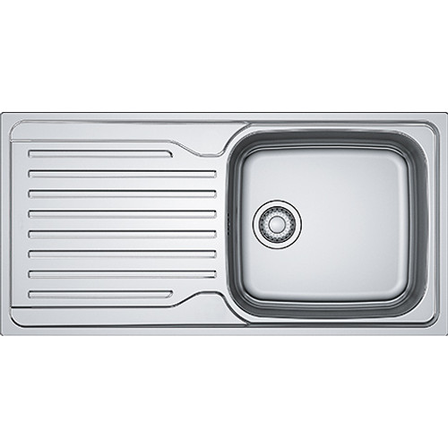 Franke Antea AZN 611-100 Stainless Steel Kitchen Sink