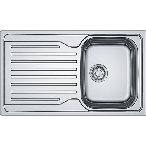 Franke Antea AZN 611-86 Reversible Stainless Steel Kitchen Sink