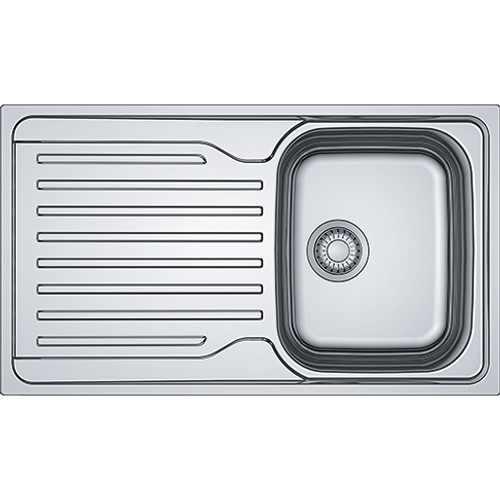 Franke Antea AZN 611-86 Stainless Steel Kitchen Sink