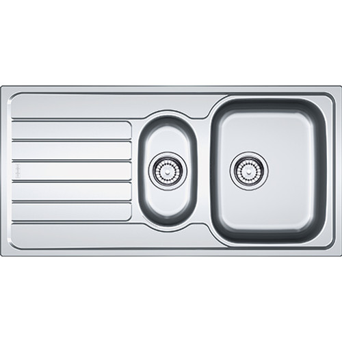 Franke Spark SKX651 Stainless Steel Kitchen Sink
