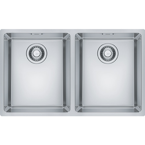 Franke Maris MRX12034-34 Stainless Steel Kitchen Sink