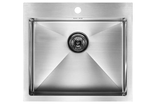 1810 Zenuno15 500 I-F Single Bowl Kitchen Sink
