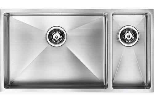 1810 Zenduo15 550/200U BBL One + Half Bowl Kitchen Sink
