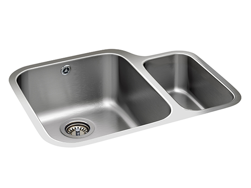 Tagus Cuenca One + Half Bowl Stainless Steel Kitchen Sink