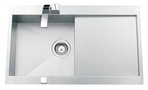 Luisina Adagio Plus 1 Bowl Kitchen Sink
