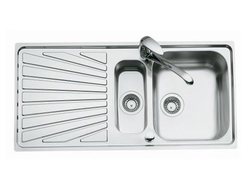 Luisina Verdi EV5411-IL One + Half  Bowl Kitchen Sink With Drainer