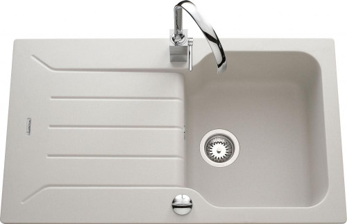 Luisina Traviata 1 Bowl - Drainer Kitchen Sink
