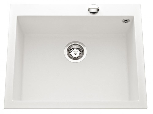 Luisina Quadrille EV985 Single Bowl Kitchen Sink