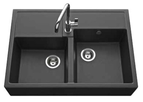 Concept 2 Bowl Kitchen Sink