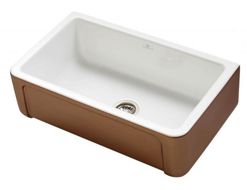 Chambord Henri II 1.0 Bowl Copper Belfast Sink