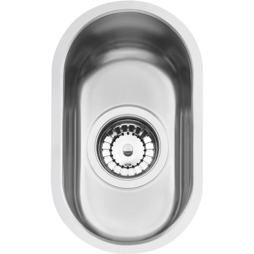 Smeg UM16 Alba Single Bowl Kitchen Sink