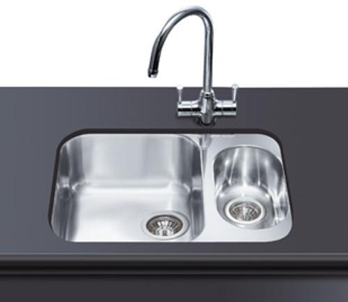 Smeg UM3416-1 Alba Single Bowl Kitchen Sink