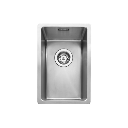 Caple MODE025/SS Stainless Steel Single Bowl Kitchen Sink