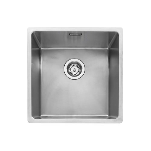 Caple MODE040/SS Stainless Steel Single Bowl Kitchen Sink
